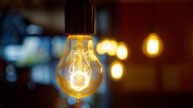 Фото лампочки - идея