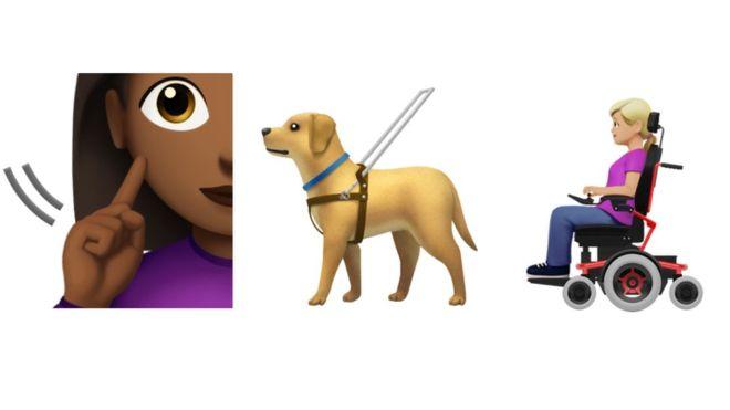 новые emojis
