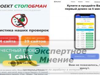 Александр Лебедев ПРОЕКТ СТОПОБМАН и Auction Inc промокод LEBEDEV